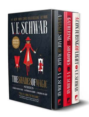 Shades of Magic Collector's Editions Boxed Set