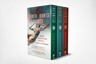 Witchlands Boxed Set