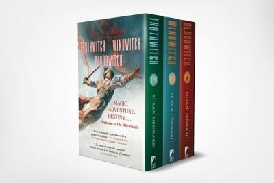 Witchlands Hc Boxed Set