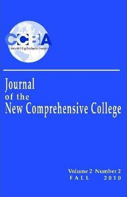 Journal of the New Comprehensive College : Volume 2 Number 2 Fall 2010