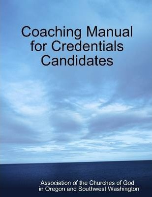 Coaching Manual for Credentials Candidates