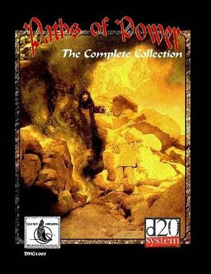 Paths of Power: The Complete Collection