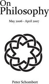 On Philosophy: May 2006 - April 2007
