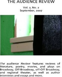 The Audience Review: Vol. 2, No. 2
