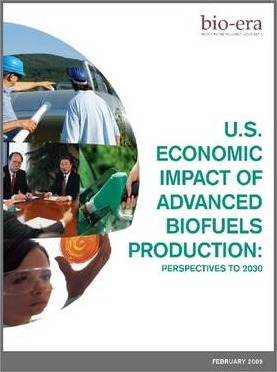 U.S. Economic Impact of Advanced Biofuels Production: Perspectives to 2030