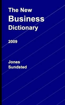 The New Business Dictionary