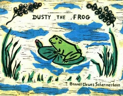 Dusty the Frog