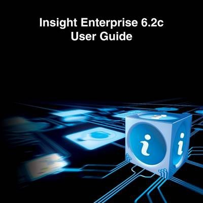 Insight Enterprise 6.2C : User Reference