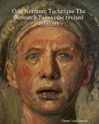 Odd Nerdrum Technique the Research Pages