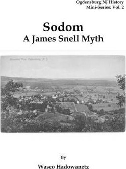 Sodom : A James Snell Myth