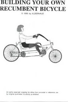 Building Your Own Recumbent Bicycle