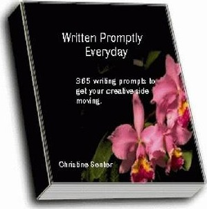 Written Promptly Everyday: 365 Writing Prompts to Get Your Creative Side Moving.