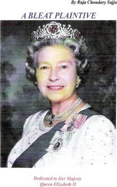 A Bleat Plaintive: Dedicated to Her Majesty, Queen Elizabeth II