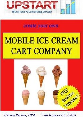 Create Your Own Mobile Ice Cream Cart Company: Upstart Business Consulting Group