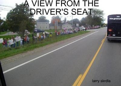 A View from the Driver's Seat
