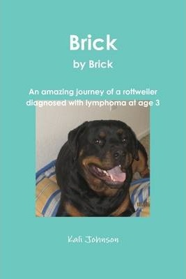 Brick By Brick : An Amazing Journey of a Rottweiler Diagnosed with Lymphoma at Age 3