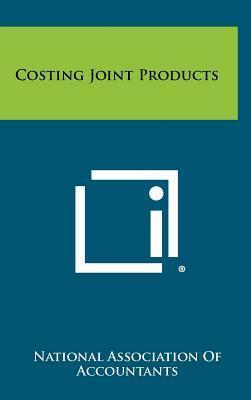 Costing Joint Products