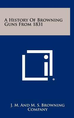 A History of Browning Guns from 1831