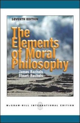 The Elements of Moral Philosophy (Int'l Ed)