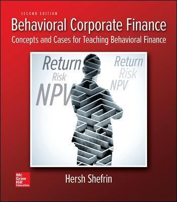 Beyond Greed And Fear Hersh Shefrin Ebook Download