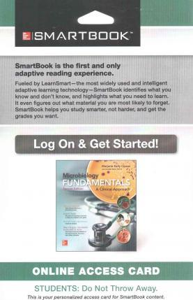 Smartbook access card for microbiology fundamentals a clinical smartbook access card for microbiology fundamentals a clinical approach fandeluxe Image collections