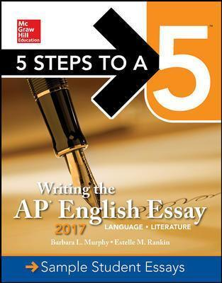 Term Paper Essays  Steps To A  Writing The Ap English Essay  High School Essay Examples also Sample Business School Essays  Steps To A  Writing The Ap English Essay   Barbara L  Buy Custom Essay Papers