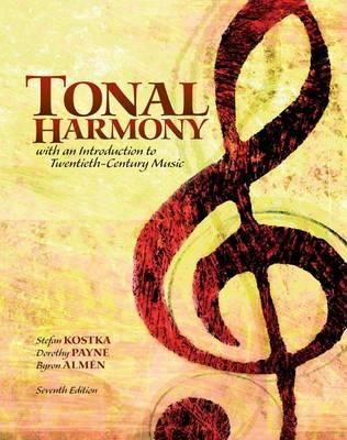 Tonal Harmony with Workbook Cover Image