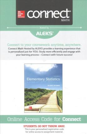 Connect Hosted by Aleks Access Card 52-Week for Elementary