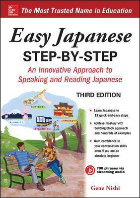 Easy Japanese Step-by-Step Third Edition