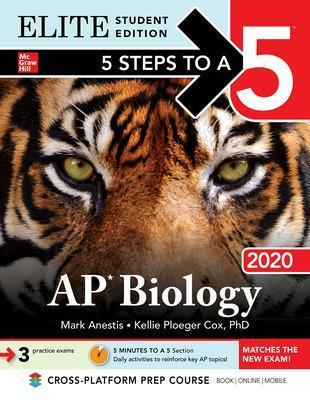 5 Steps to a 5: AP Biology 2020 Elite Student Edition