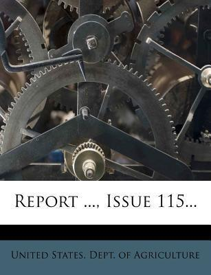 Report ..., Issue 115...