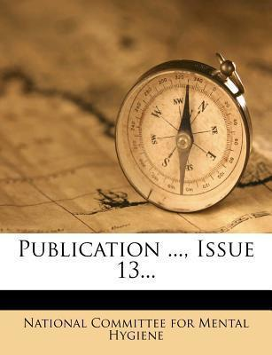 Publication ..., Issue 13...