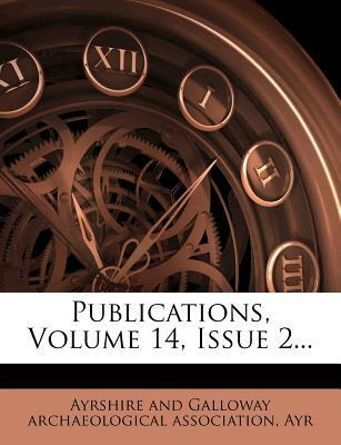 Publications, Volume 14, Issue 2...