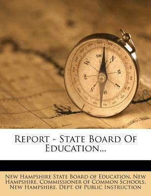 Report - State Board of Education...