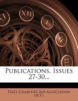 Publications, Issues 27-30...