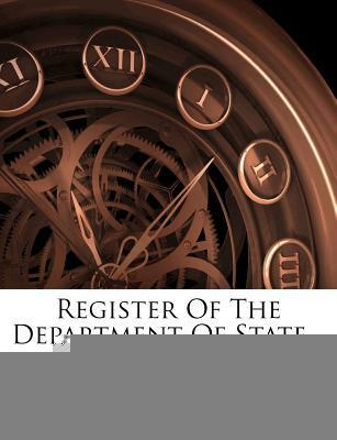Register of the Department of State...
