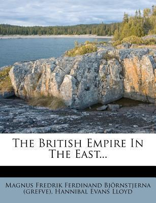The British Empire in the East...