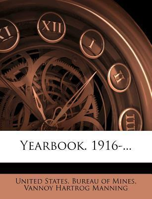 Yearbook. 1916-...