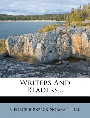 Writers and Readers...