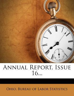 Annual Report, Issue 16...