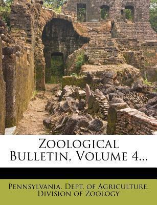 Zoological Bulletin, Volume 4...
