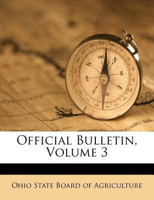 Official Bulletin, Volume 3