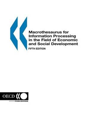Macrothesaurus for Information Processing in the Field of Economic and Social Development