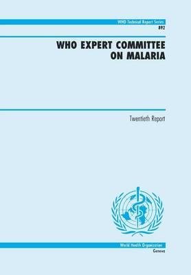 Who Expert Committee on Malaria