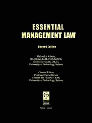 Essential Management Law