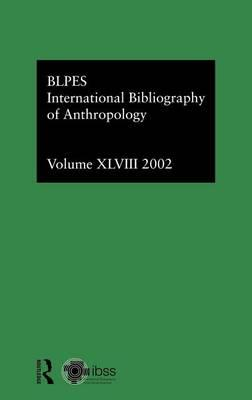 International Bibliography of Anthropology, Volume XLVIII