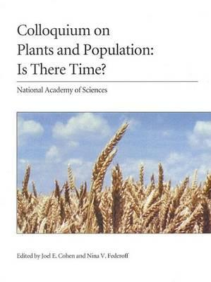 (Nas Colloquium) Plants and Population: Is There Time?