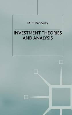 Investment Theories and Analysis