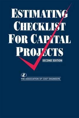 Estimating Checklist for Capital Project
