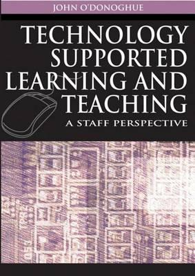 Technology Supported Learning and Teaching
